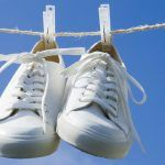 How to remove musty odors from shoes