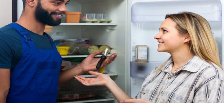 Refrigerator Fixes