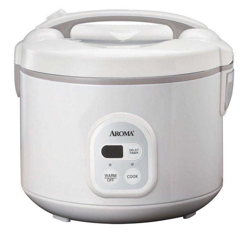 Aroma ARC-838TC 8-Cup Digital Rice Cooker & Food Steamer