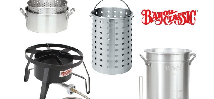 Bayou Classic 3016 30-Quart Outdoor Turkey Fryer