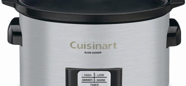 Cuisinart PSC-350 3.5 Quart Programmable Slow Cooker