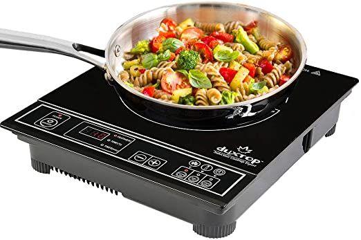 Duxtop 8100MC Portable Induction Cooktop Countertop Burner