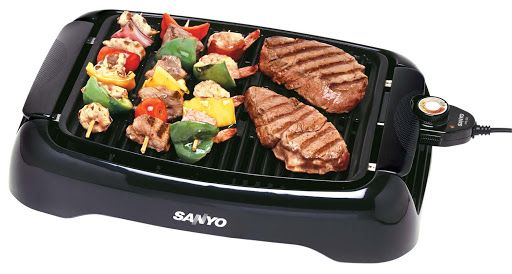 Sanyo HPS-SG2 Indoor Barbeque Grill