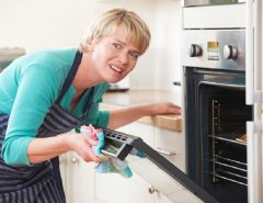 Troubleshooting an Oven