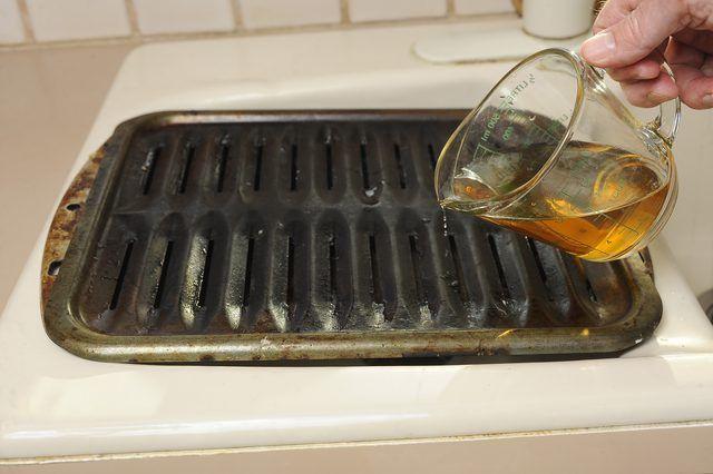 Broiling Pan