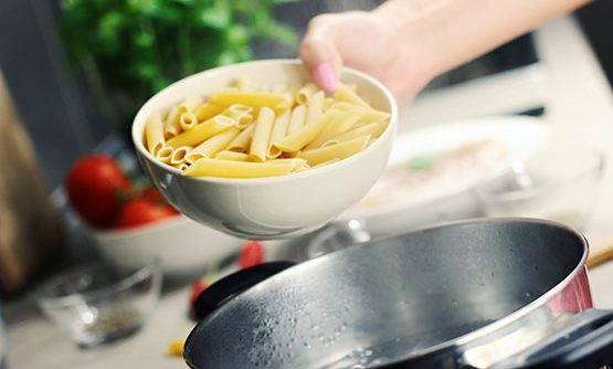 Types of Pasta Pot