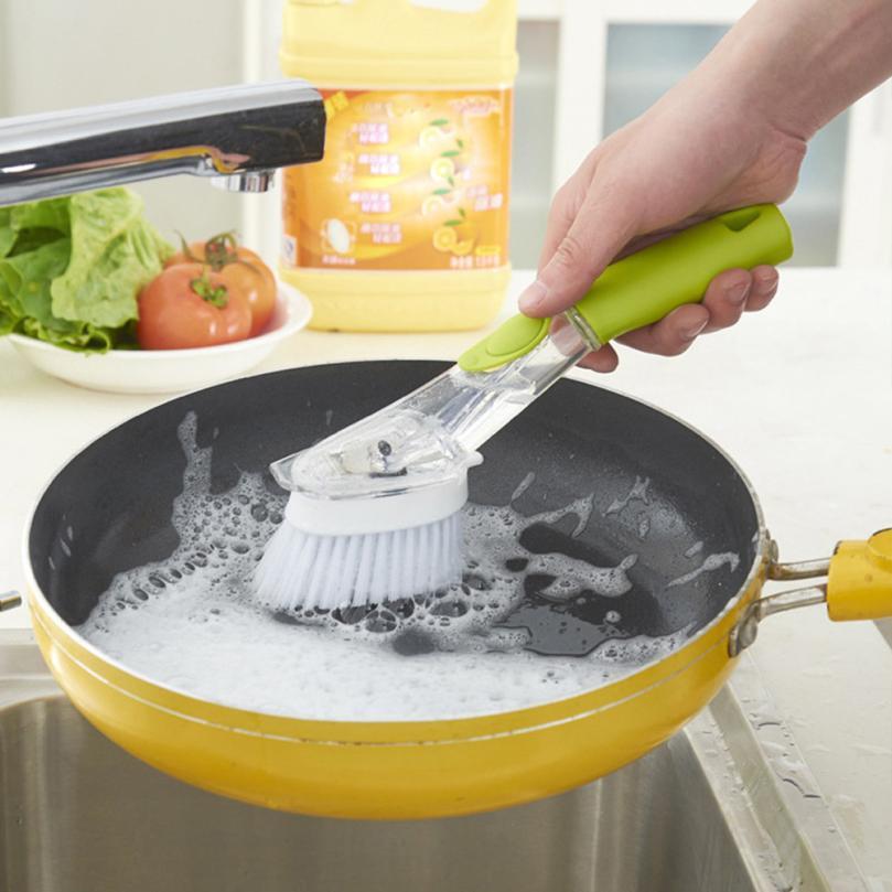 clean silicone utensils