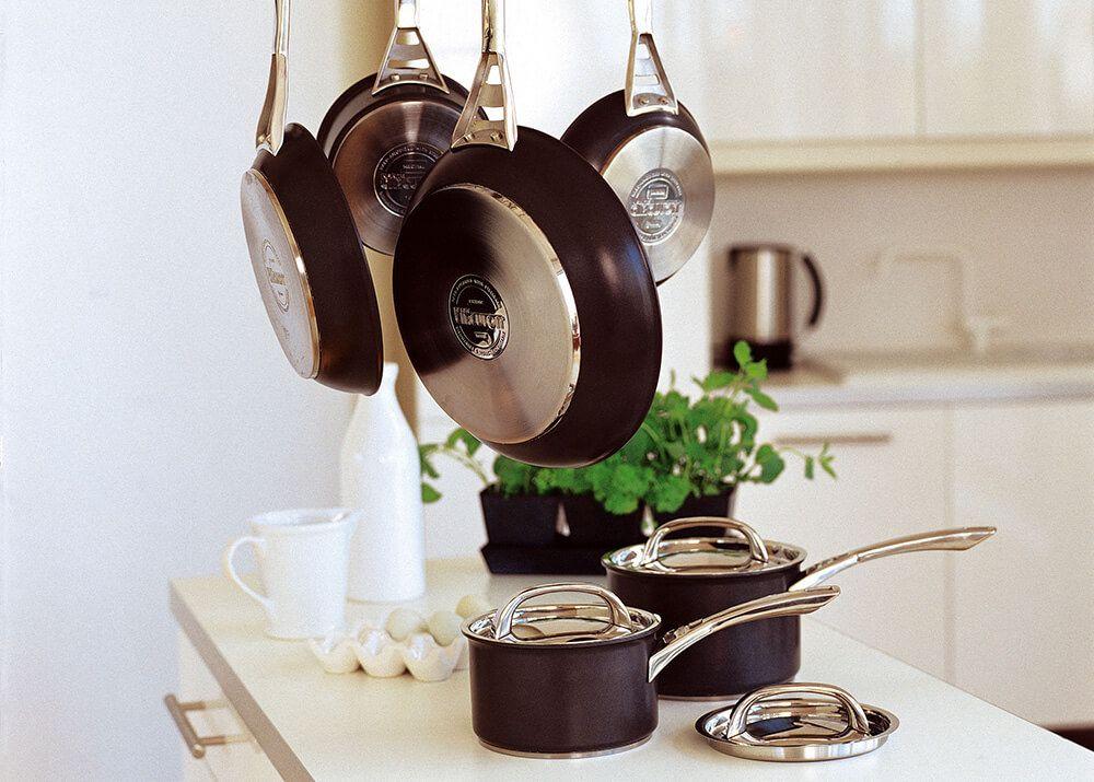 Wash circulon cookware set
