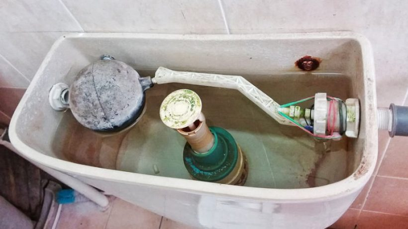 Do you know how to clean toilet tank?