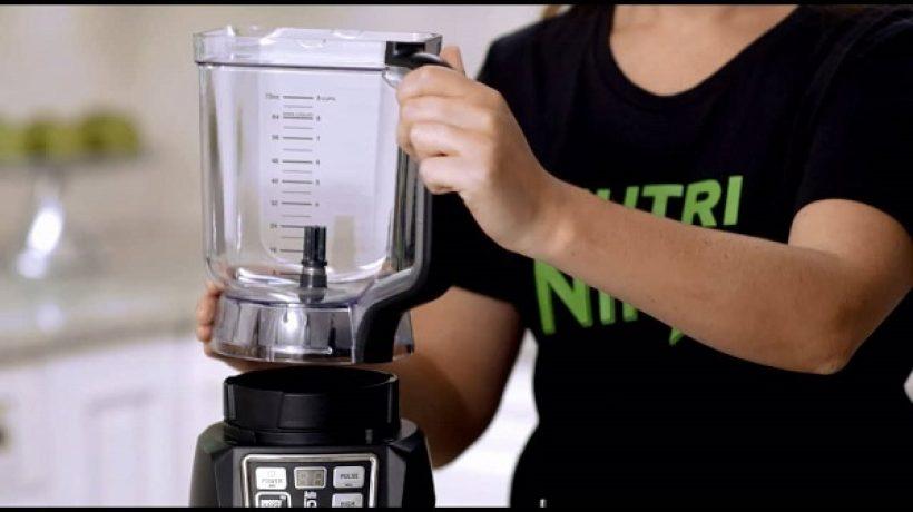How to use ninja blender?