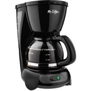 Mr. Coffee cup coffee maker